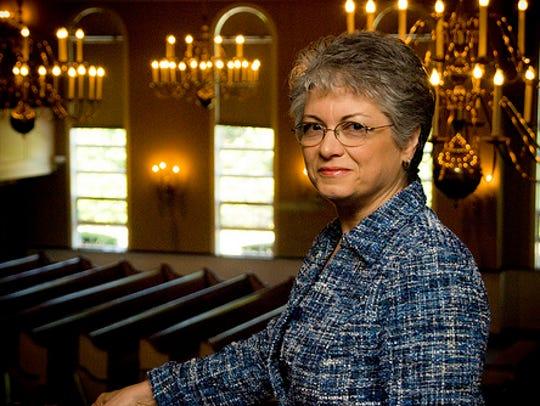The Rev. Annalee Davis