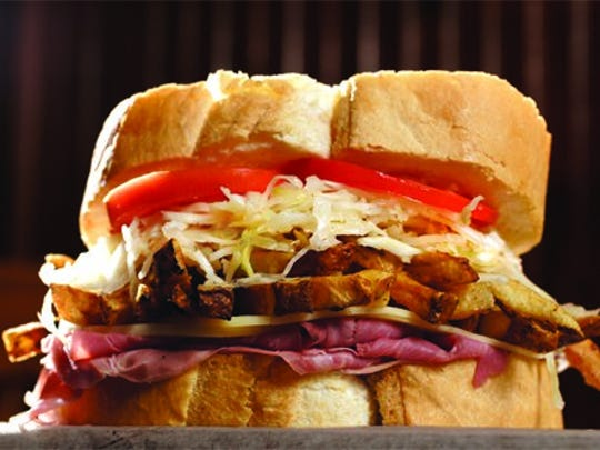 Primanti Bros sandwiche in Pittsburghphoto from their
