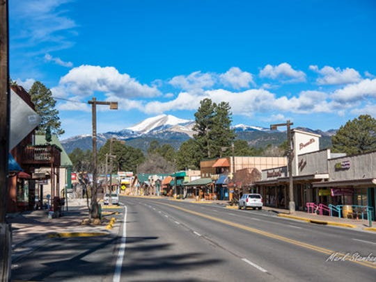 Photography by Mark Stambaugh shows life in Ruidoso
