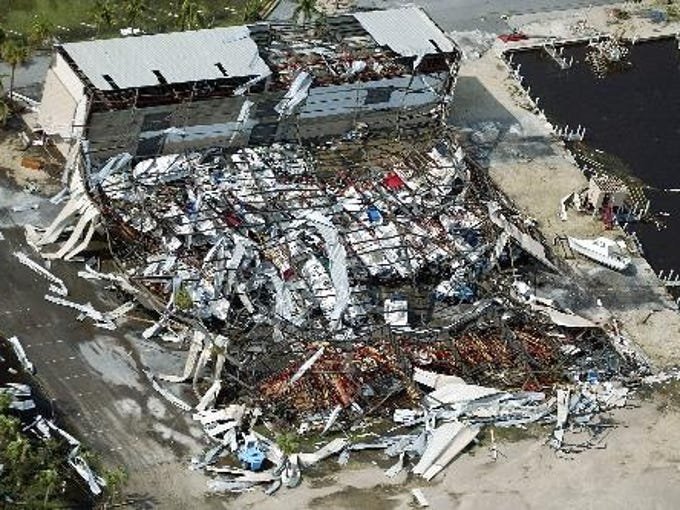Hard Lessons Hurricane Charley 10 Years Later