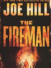 """The Fireman"" book, Joe Hill"