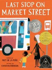 """""""Last Stop on Market Street,"""" written by Matt de la"""