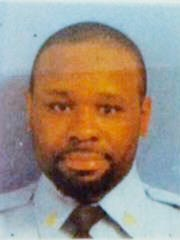 This undated file photo shows Lt. Steven Floyd, who