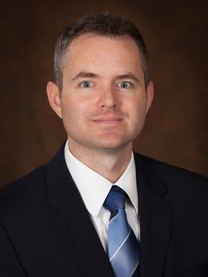 Raymond Grams, a fellowship trained vascular neurologist at Dixie Regional Medical Center.