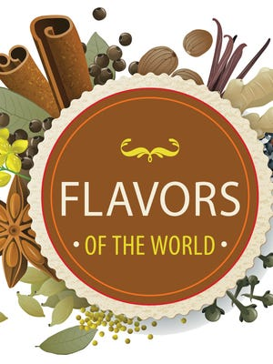 The first Flavors of the World will be Vanilla & Saffron, presented by Nathan Villa, manager of The Spice House in Milwaukee on Jan. 16. Registration starts at 9:30 a.m. Tuesday, Jan. 2.