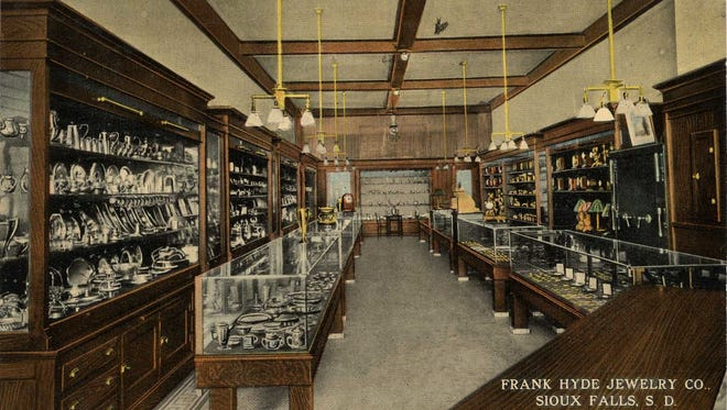 The Frank Hyde Jewelry Co. sold much more than jewelry.