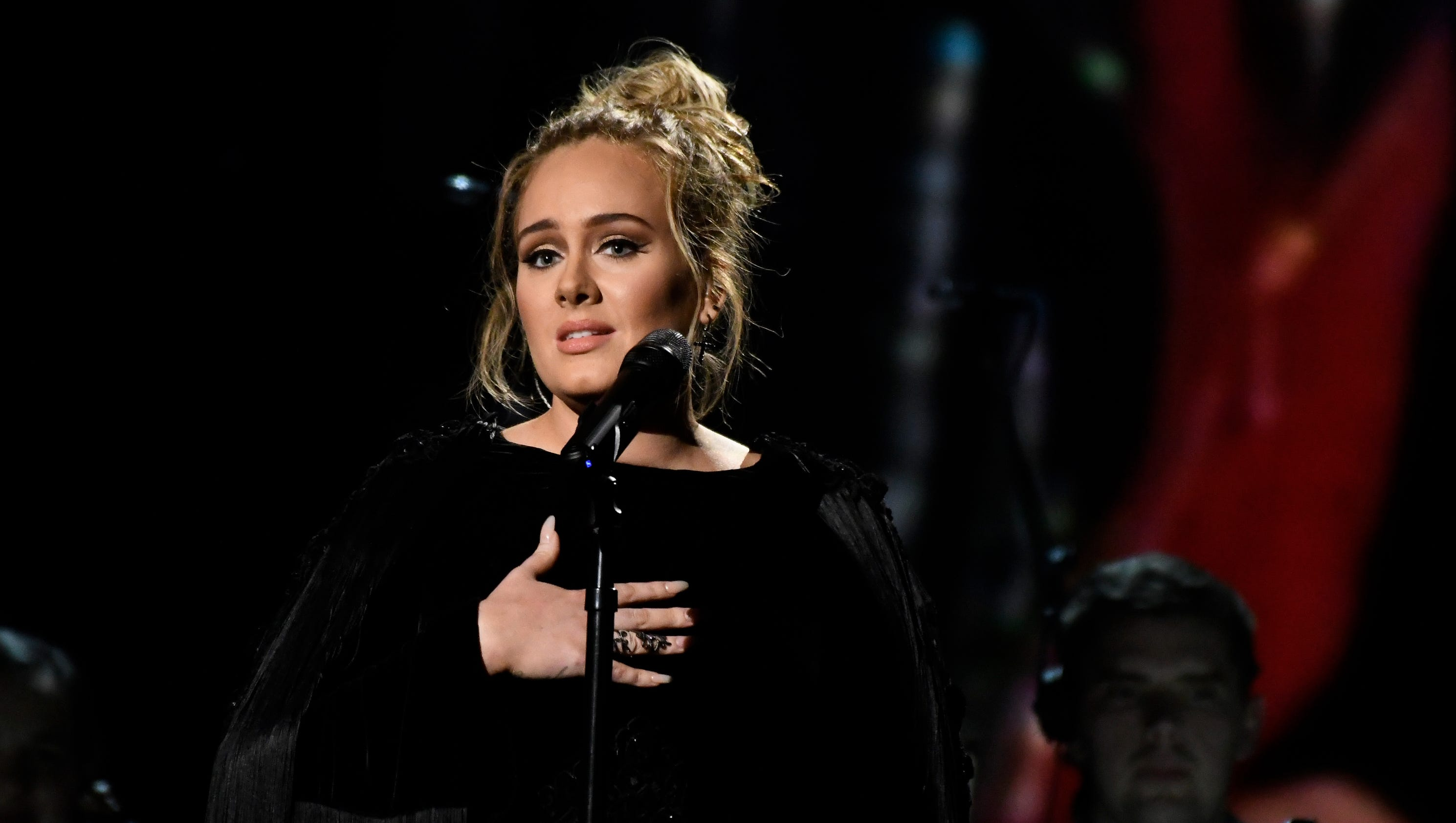 Adele botches George Michael tribute, curses, asks for do-over