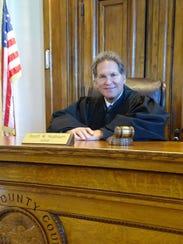 Ross County Common Pleas Judge Scott Nusbaum will retire