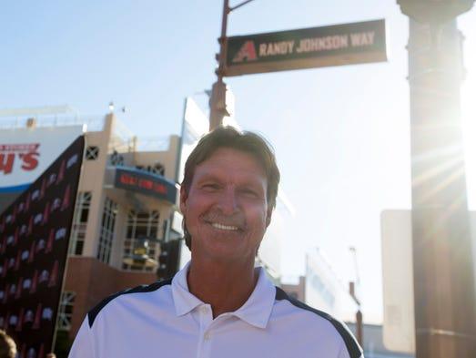 The Diamondbacks and the City of Phoenix  dedicate