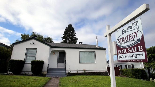 A house for sale in Manette, a desirable neighborhood in Bremerton.