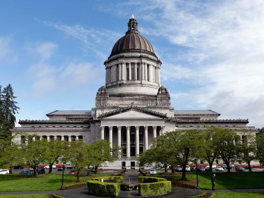 Washington state Capitol_