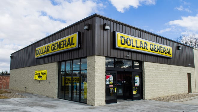 A Dollar General store in Muncie is shown in this file photo.