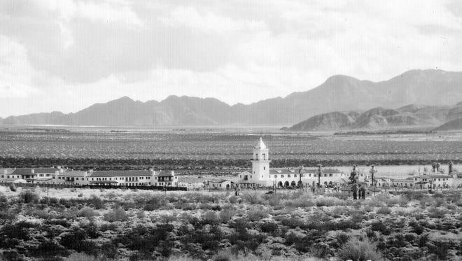 El Mirador Hotel, 1928