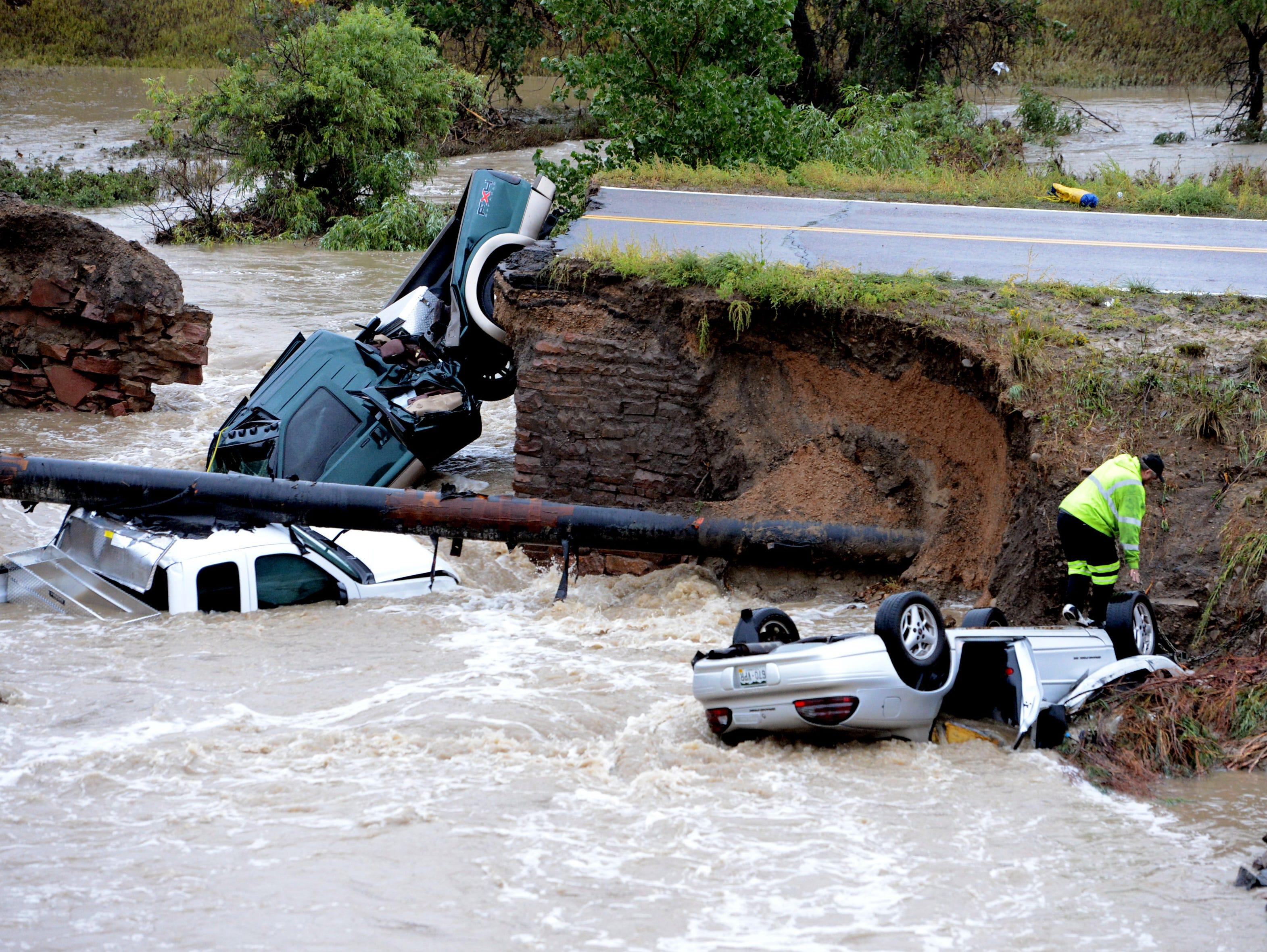 report  colorado flooding was  u0026 39 unprecedented u0026 39