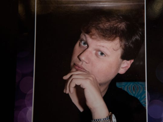 Darren Drake was one of eight people who died in the