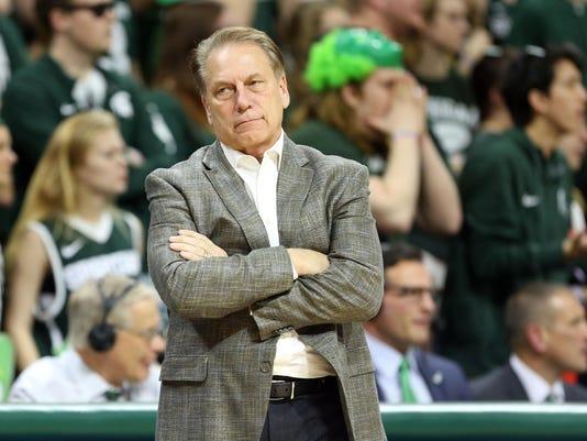 NCAA Basketball: Nebraska at Michigan State