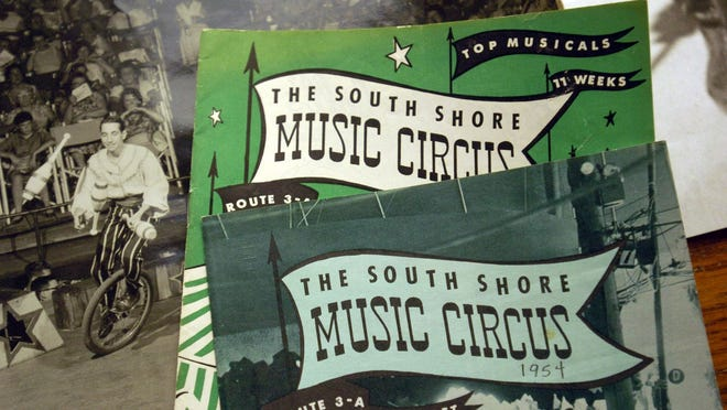 In 2011, the Cohasset Historical Society celebrated the 60th anniversary of the South Shore Music Circus with a special exhibition.