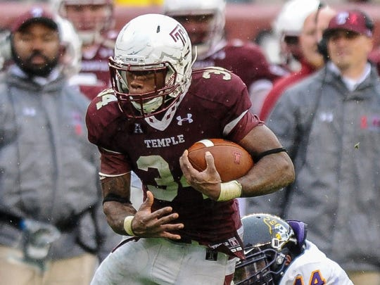 Jahad Thomas will carry a key load for Temple this
