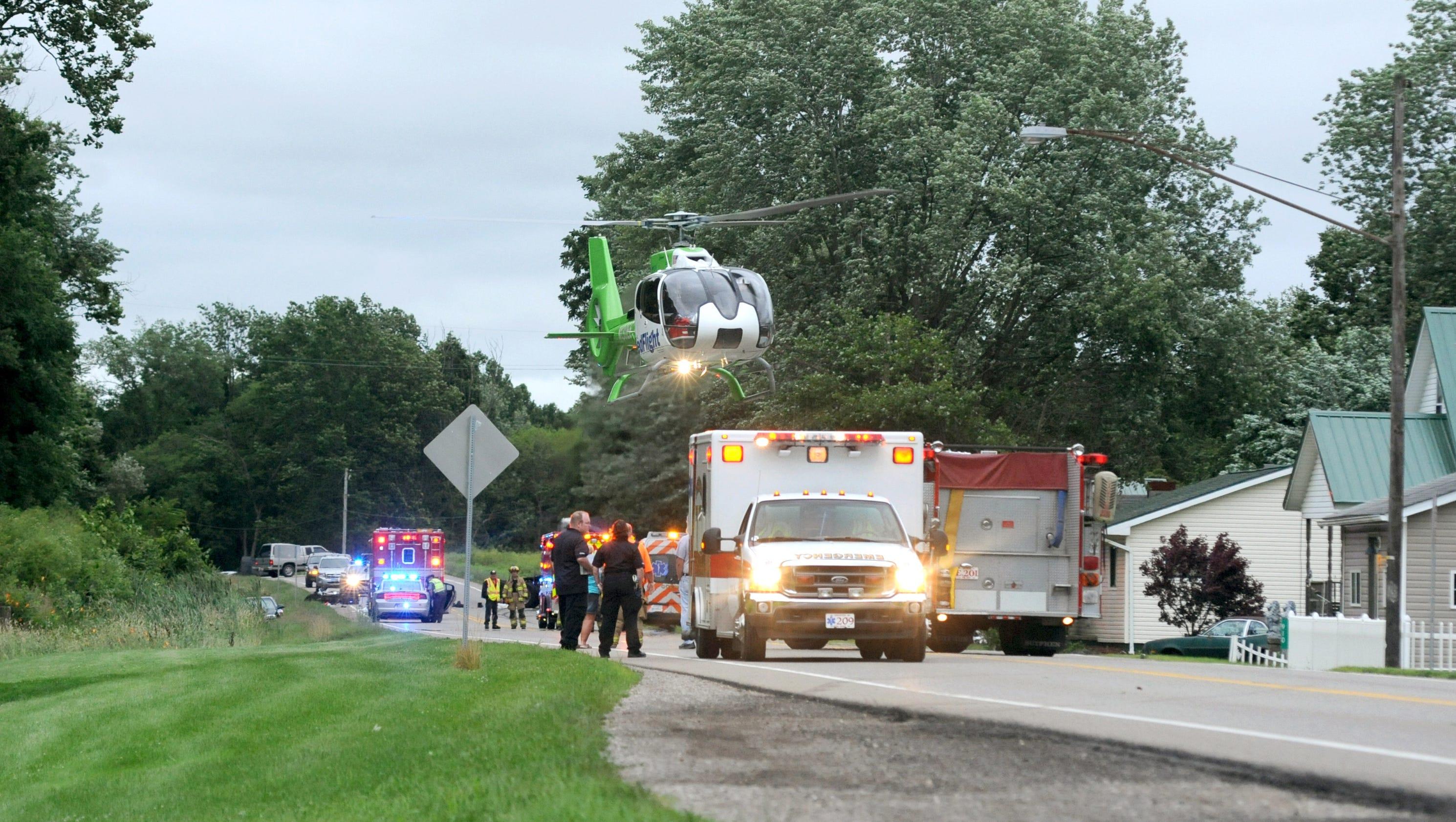 Newark Man Dies In Ohio 16 Motorcycle Crash