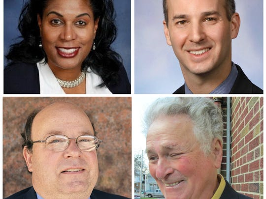 Candidates for Lansing mayor in the August primary