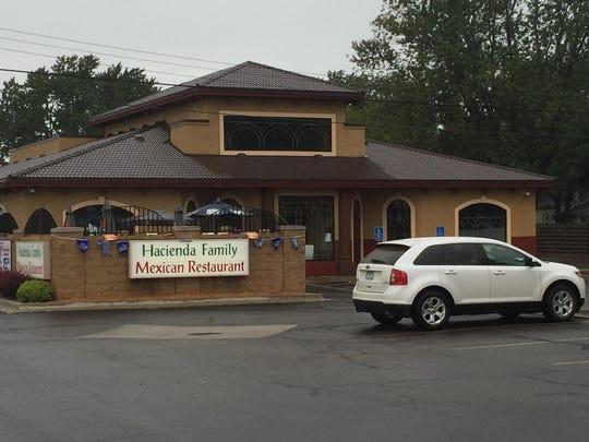 The now-closed Hacienda Family Mexican Restaurant in Waite Park is located in roughly the same place that the old Wagon Wheel Supper Club was once located.