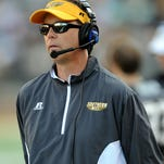 USM football coach Todd Monken says one of the Golden Eagles' strengths this season will be the defensive line.