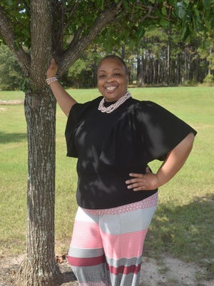 Sherica Davis said her breast cancer was detected through a routine mammogram. Her mother, who is also a cancer survivor, has been a key person in her support system.