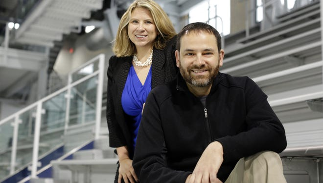 Holt resident Joanne C. Gerstner, a Michigan State University sports journalism professor, and Dr. Jeffrey S. Kutcher, a sports neurologist, coauthored a new book on youth sports and concussions.