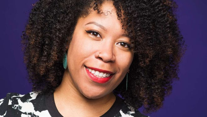 """Tracy Clayton host of Buzzfeed's """"Another Round"""""""