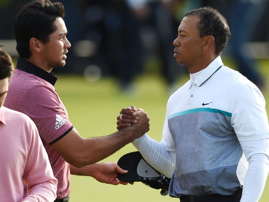 PGA: The 144th Open Championship-Third Day