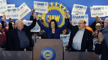 UAW backs Democrat Whitmer for Mich. governor