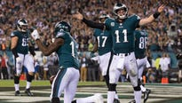 Philadelphia will face seven different teams that made the playoffs last season.