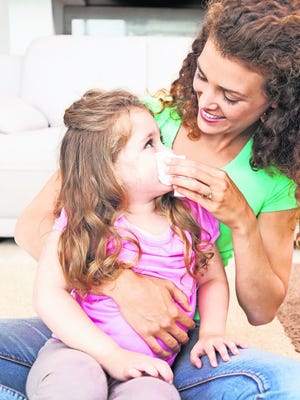The best place to seek medical help is with a call to your pediatrician.