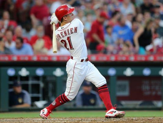 062918 REDS , Cincinnati Reds baseball