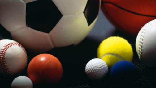 Sports balls.