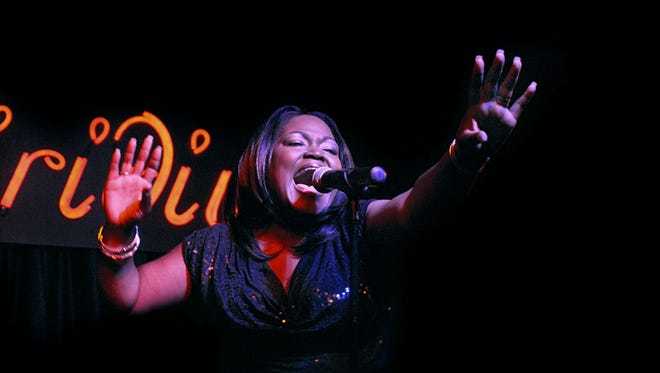 Blues singer Shemekia Copeland is performing at The Orpheum May 25