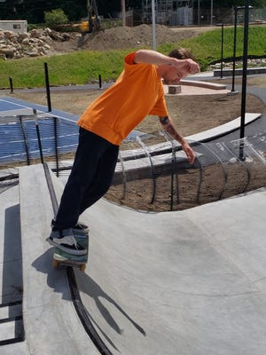The Plymouth Skate Park will be closed until Nov. 10 because skateboarders have not been wearing face masks.