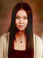 Anna Guo, Grand View Christian, Academic All State