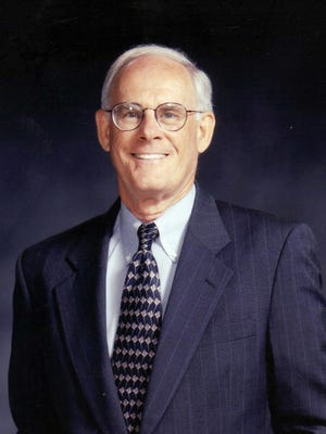 Bob Burgin served as Mission Health's CEO from 1981-2005.