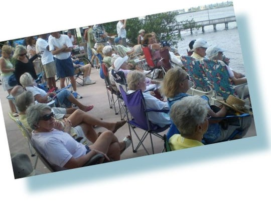 Rock'n Riverwalk draws as many as 1,500 visitors to downtown every Sunday.