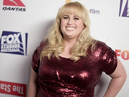 Rebel Wilson attends the 5th Annual Australians in