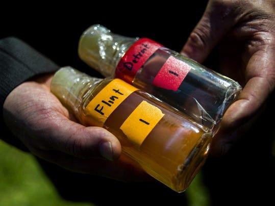 flint -- flint water