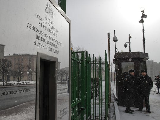 Russia Britain Spy