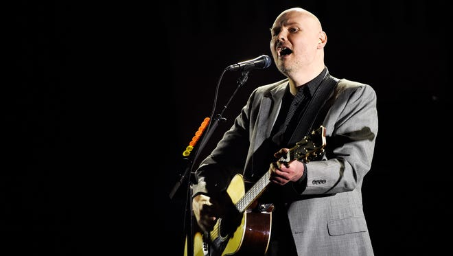 Billy Corgan and the rest of the Smashing Pumpkins will play Nashville.
