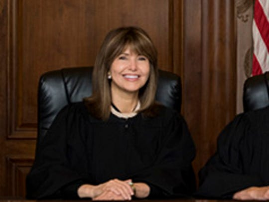 Tennessee Supreme Court Justice Holly Kirby