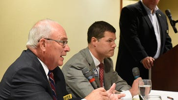 Prosecutor candidates differ on charging approach