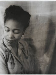 Margaret Walker, photographed by Van Vechten, courtesy
