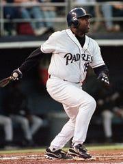 Tony Gwynn, Padres -- Aug. 6, 1999.