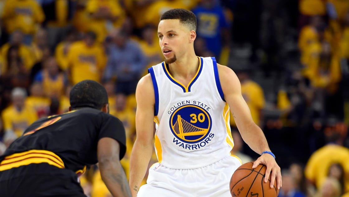 Amick: Steph Curry's status as NBA's best on the line