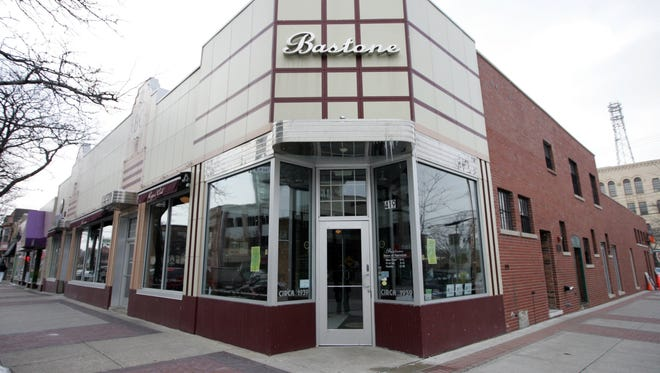 The exterior of Bastone Brewery is pictured Feb. 28,  2008 at 419 S. Main Street in Royal Oak.
